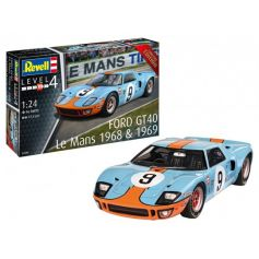 Ford GT 40 Le Mans 1968 1/24