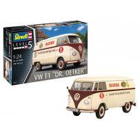 """Model Set VW T1 """"Dr. Oetker"""" 1/24"""