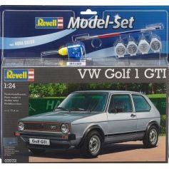 Model Set VW Golf 1 GTI 1/24