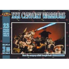 Xxx Century Warriors 28 Mm