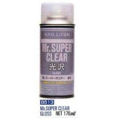 Mr. Super Clear Gloss Spray (170 ml)