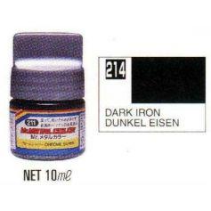 Mr. Metal Colors (10 ml) Dark Iron