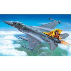 F16 Fighting Falcon 1/72