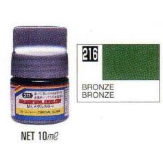 Mr. Metal Colors (10 ml) Bronze