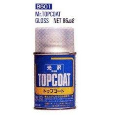 Mr. Top Coat Gloss Spray (86 ml)
