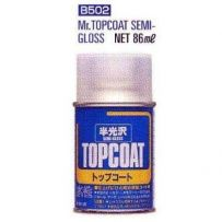 Mr. Top Coat Satine