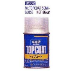 Mr. Top Coat Semi-Gloss Spray (86 ml)