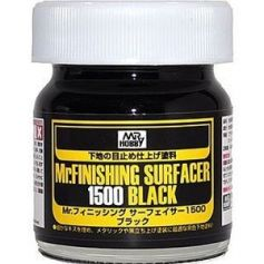 Mr. Finishing Surfacer 1500 Black (40 ml)