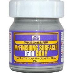 Mr. Finishing Surfacer 1500 Gray (40 ml)