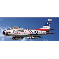 F 86f Sabre Skyblazers 1/48