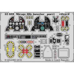 Mirage Iiic Interior 1/32