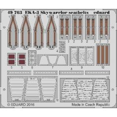 Eka-3 Skywarrior Seatbelts 1/48