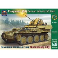 ARK MODELS AK 35010 FLAKPANZER 38(T) GERMAN ANTI-AIRCRAFT TANK