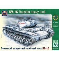 ARK MODELS AK 35023 KV-1S RUSSIAN HIGH-SPEED HEAVY TANK