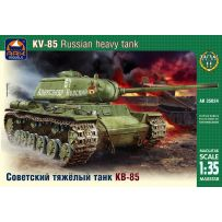 ARK MODELS AK 35024 KV-85 RUSSIAN HEAVY TANK