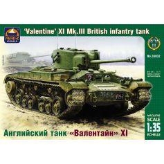 Valentine Xi Mk.Iii 1/35