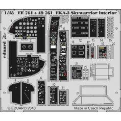 Eka-3 Skywarrior Interior 1/48