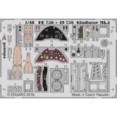 Gladiator Mk.I Interior 1/48