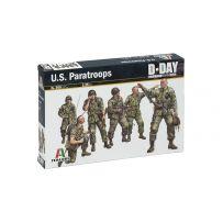 ITALERI 309 U.S. PARATROOPS 1/35