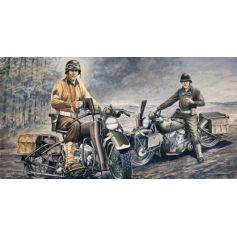 U.S. Motorcycles 1/35