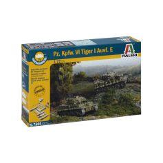Pz. Kpfw. Vi Tiger I Ausf. E 1/72
