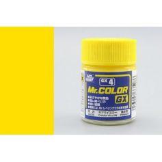Mr. Color GX (18 ml) Chiara Yellow