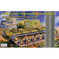 EASTERN EXPRESS 35107 SET OF SEPARATE TRACK LINKS FOR EARLY KV RUSSIAN TANKS 1/35