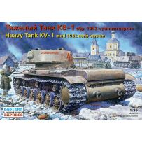 EASTERN EXPRESS 35120 KV-1 RUSSIAN HEAVY TANK, MODEL 1942, EARLY VERSION 1/35