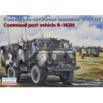 EASTERN EXPRESS 35137 R-142N RUSSIAN COMMAND POST VEHICLE 1/35