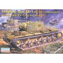 EASTERN EXPRESS 35119 KV-1 RUSSIAN HEAVY TANK, MODEL 1941, LATE VERSION 1/35