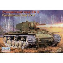 EASTERN EXPRESS 35087 KV-8 RUSSIAN HEAVY FLAMETHROWER TANK 1/35