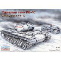 EASTERN EXPRESS 35100 KV-1S RUSSIAN HEAVY TANK 1/35