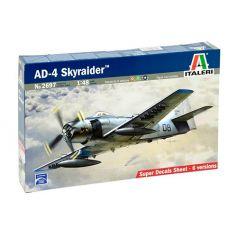 Ad - 4 Skyraider 1/48