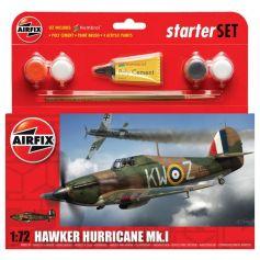 Hawker Hurricane MkI Starter Set 1/72