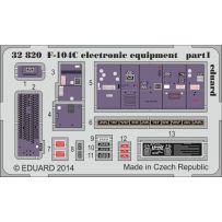 F-104C ELECTRONIC EQUIPMENT 1/32
