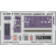 F-104c Electronic Equipment 1/32
