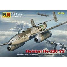 He-280 With Jumo 004 1/72