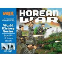 Troupes Prok Guerre Coree 1/72
