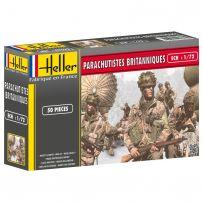 HELLER 49623 1/72 - PARACHUTISTES BRITANNIQUES