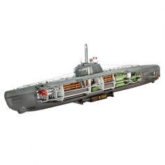 Deutsches U-Boot Typ Xxi 1/144