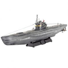 German Submarine Type Vii C.41 1/144