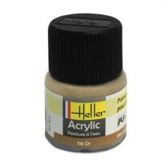HELLER 09016 OR X6 ACRYLIQUE 12ML