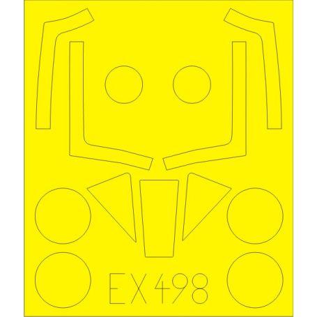 EDUARD EX498 METEOR F.8 1/48