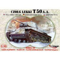 MIRAGE HOBBY 35106 TANK T-50 APLIC ARMOR 1/35