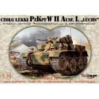 MIRAGE HOBBY 35107 PZKPFW II AUSF L 'LUCHS' LIGHT TANK 1/35