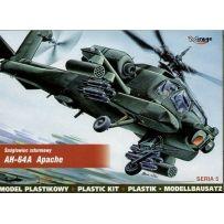 MIRAGE HOBBY 72051 AH-64 A APACHE 1/72