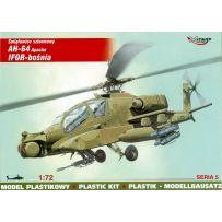 MIRAGE HOBBY 72052 AH-64 APACHE IFOR - BOSNIA 1/72