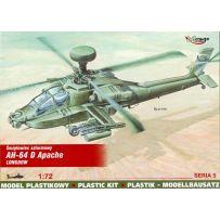 MIRAGE HOBBY 72054 AH-64 D APACHE-LONGBOW 1/72