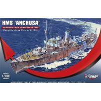 MIRAGE HOBBY 350801 HMS 'ANCHUSA' FLOWER - CLASS CORVETTE (K186) 1/350
