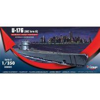 MIRAGE HOBBY 350501 GERMAN U-BOOT U-176 - IX C 1/350